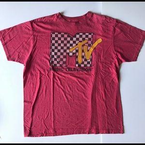 Vintage MTV Logo Tee